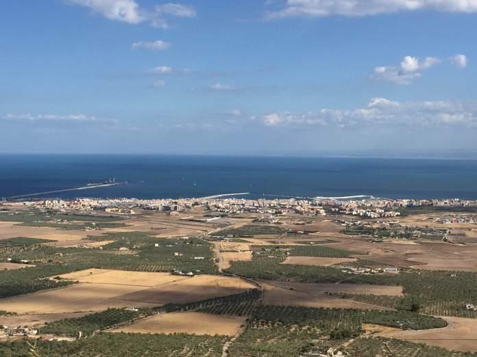 Manfredonia, panorama (ph ANTONIO TROIANO)