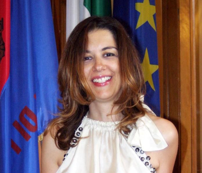 Assessore alla cultura di Foggia Anna Paola Giuliani (MAIZZI)