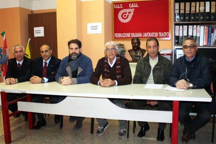 Conferenza lavoratori ATAF