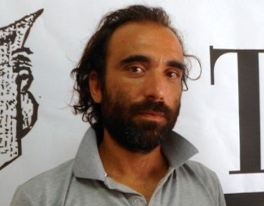Giampaolo De Giorgio, organizer Territorio 0 Manfredonia