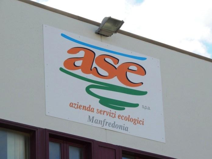 Esterno sede Ase Manfredonia (ph Stato Quotidiano)