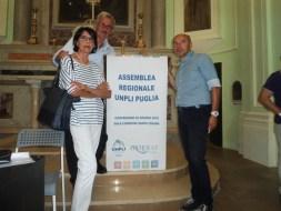Chiesa Santa Chiara-La delegazione Pro Loco di Manfredonia
