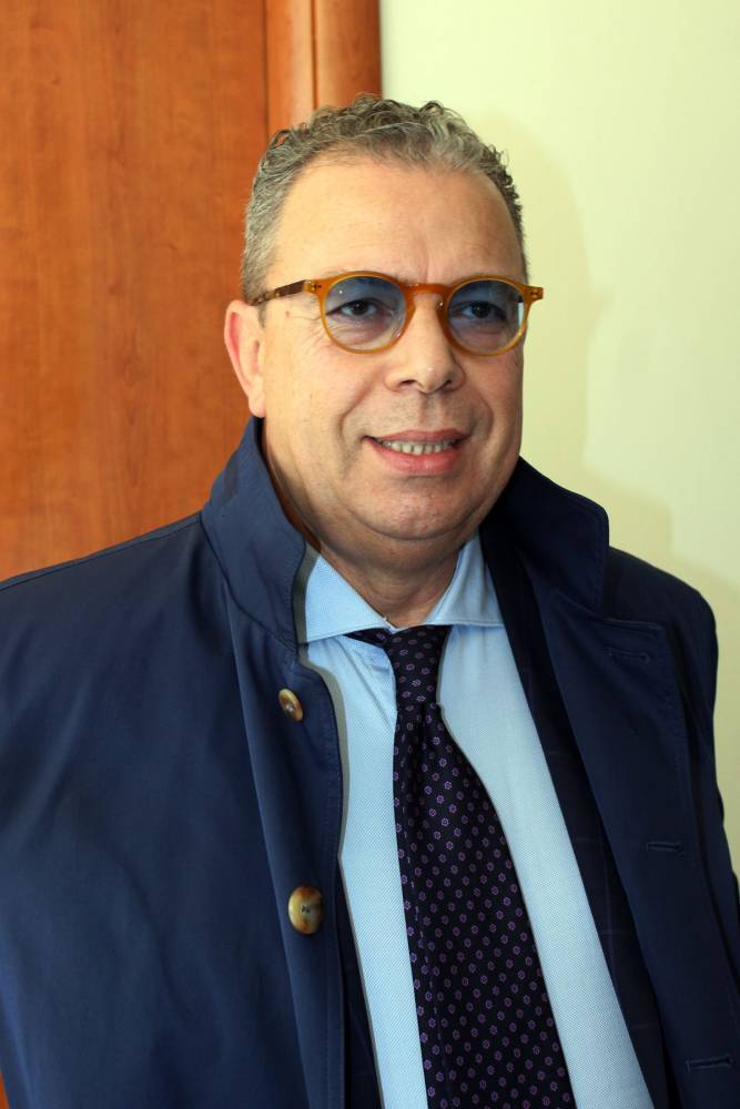 IL DR. VITO PIAZZOLA (ASL FOGGIA) PH ENZO MAIZZI
