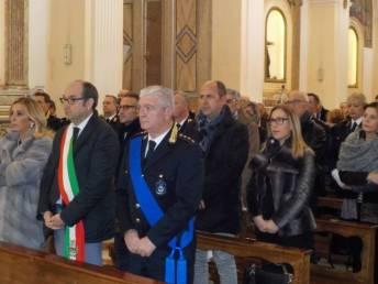 IN PRIMO PIANO IL CAPITANO TOMMASO CASTRIGNANO (PH ANTONIO TROIANO)