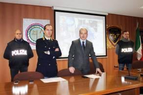 arresti per rapina PS foggia (6)
