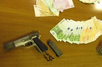 rapina portavalori PS Foggia (10)