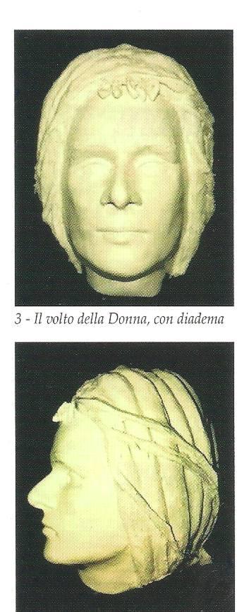 Paglicci Donna Volto