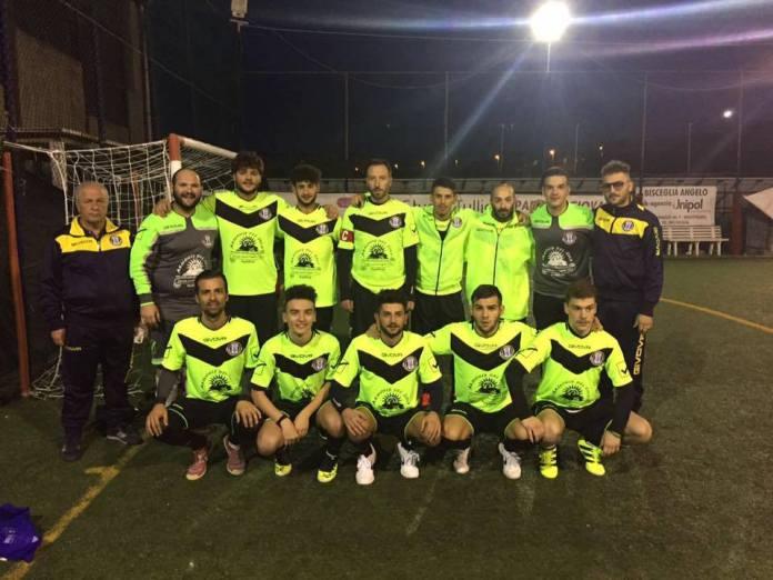 Prima partita Futsal Monte (1)