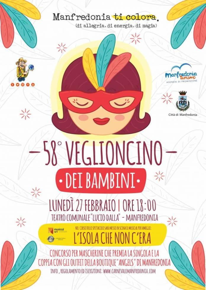 ph_Veglioncino dei Bambini - Carnevale di Manfredonia.