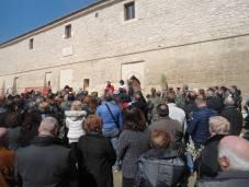 20 marzo 2016-Domenica delle Palme a San Leonardo di Siponto