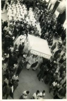 Anni '50-Processione Corpus Domini