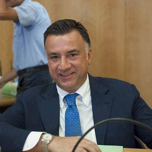 Il capogruppo di Forza Italia Manfredonia, Cristiano Romani