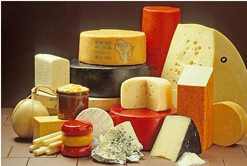 """Wisconsin cheese"" (CC BY-ND 2.0) by Wisconsin Department of Natural Resources"