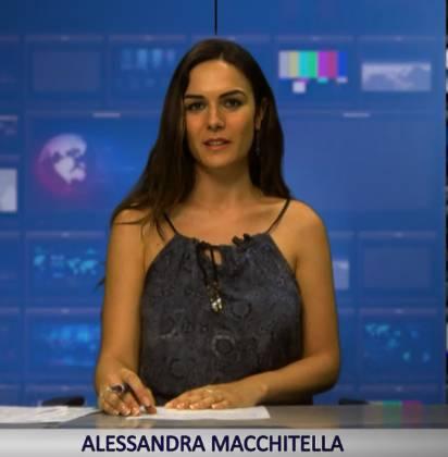 La giornalista Alessandra Macchitella