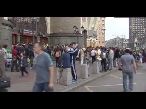 Allarmi bomba a Mosca, evacuate 10mila persone