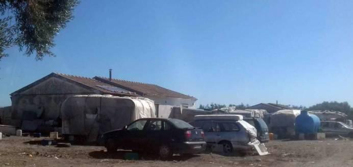 baracche e case