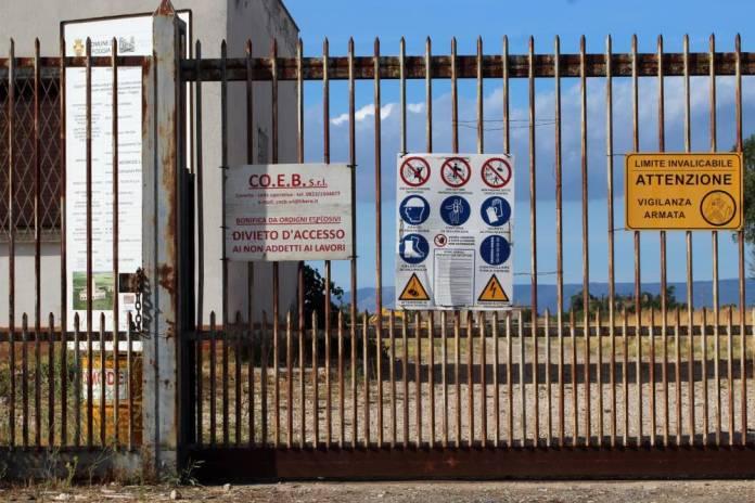 Oggetto: Interrogazione a Galletti su prima parte bonifica area Parco Paglia