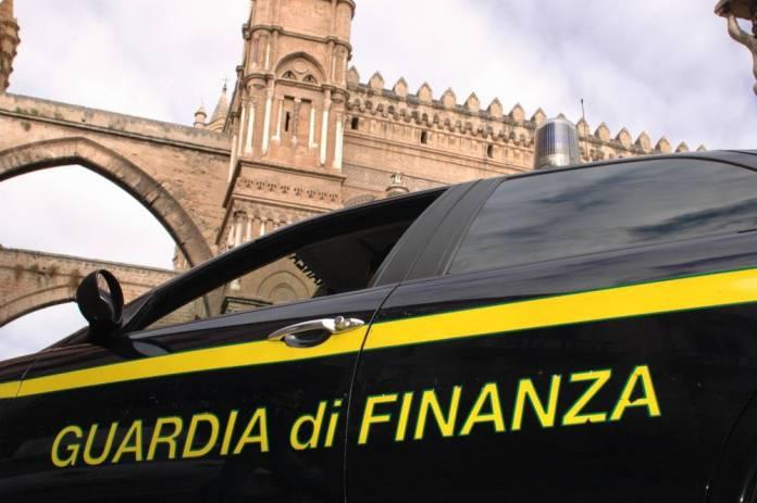guardia finanza Palermo