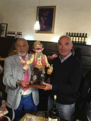 Firenze-15.10.2017-P. Sciannadrone e M. Palmieri prima della consegna di Zep+¿ppe