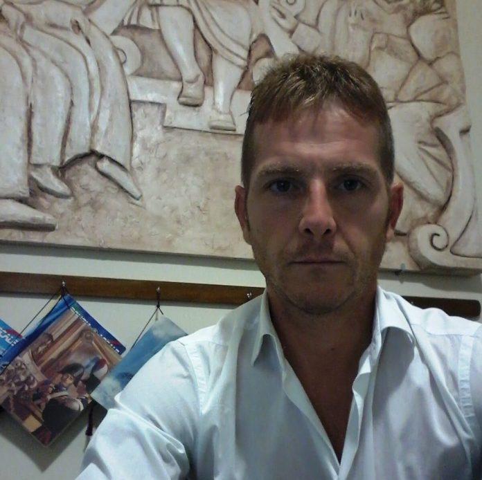 Il consigliere comunale Angelo Salvemini (ST)