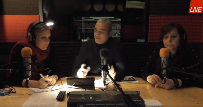 immagine intervista radio Firenze