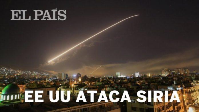 Attacco di Usa, Gb e Francia in Siria. Ira di Russia e Iran
