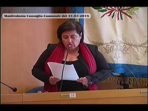Manfredonia. L'Assessore Innocenza Starace illustra il PEF (VIDEO)