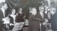 Napoli-in primo piano il violinista Giuseppe Prencipe