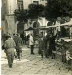 Piazzetta Mercato anni '50