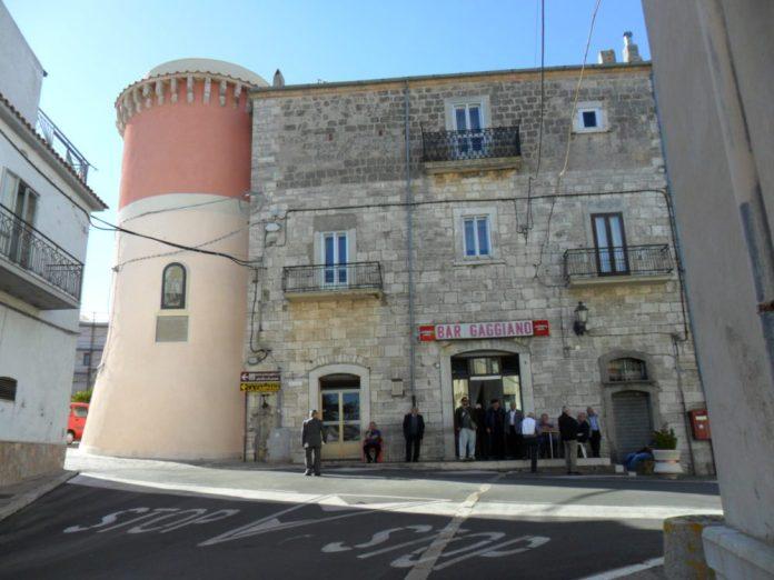 Rignano G. Palazzo Baronale Nord