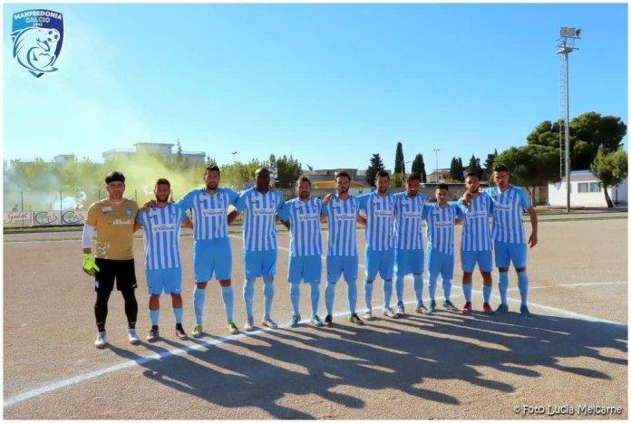 FONTE IMAGE Manfredonia Calcio 1932