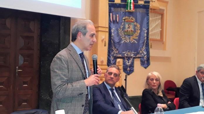 Ass. regionale Alfonso Pisicchio, promotore della Legge sulla Bellezza