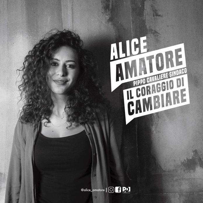 ALICE AMATORE (DAL PROFILO FACEBOOK)