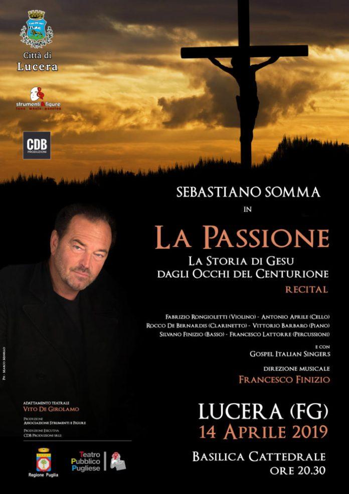 MAN2 passione Sebastiano Somma Lucera