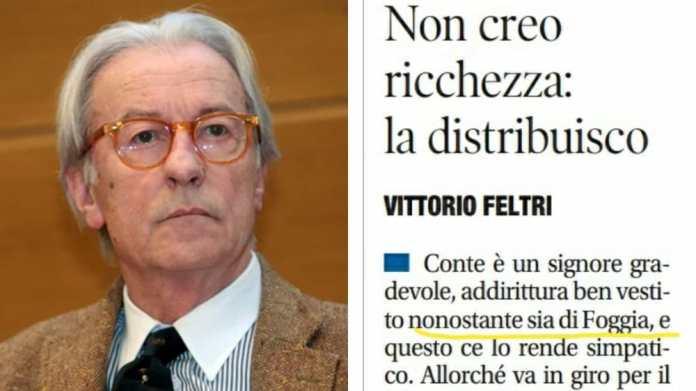 IMMAGINE D'ARCHIVIO FELTRI (ST)