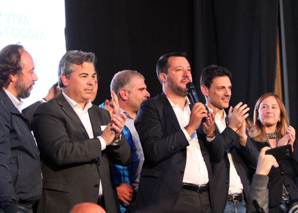 Salvini: risultato chiusura discoteche è il casino