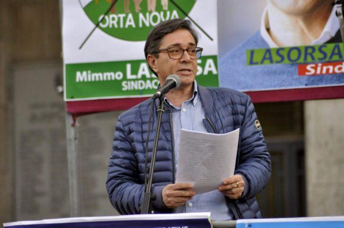 Partecipiamortanova con Mimmo Lasorsa sindaco @partecipiamoortanov
