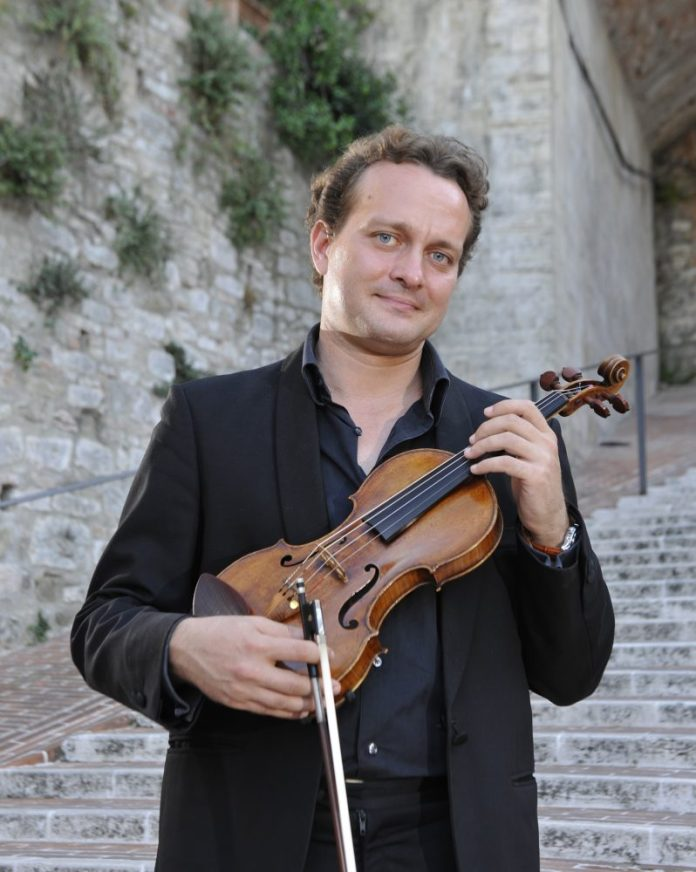 Francesco Peverini (immagine in allegato)