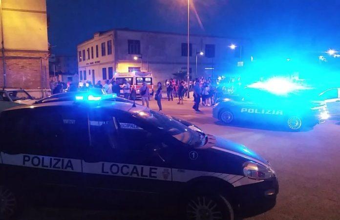 Moto pirata travolge agente polizia locale a Foggia, è grave