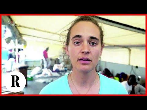 Sea Watch 3, la ragazza che salva i migranti