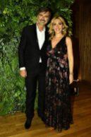 Beppe Convertini e Lisa Marzoli
