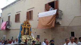 Festa Madonna del carmine 2019- La processione in via De Florio