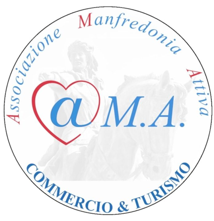Logo AMA Ass. Commercianti Manfredonia