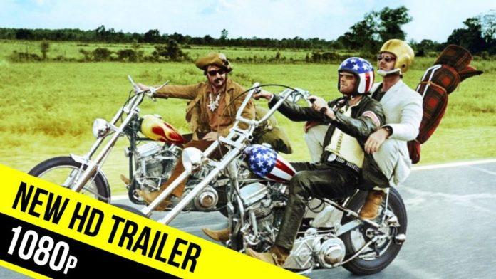 Easy Rider (1969) | Peter Fonda, Dennis Hopper Movie