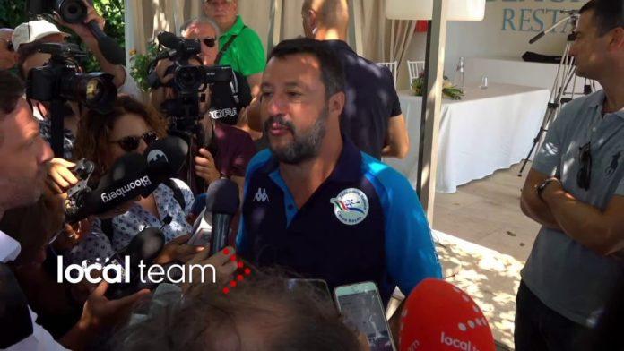 Salvini contro Renzi e Grillo: