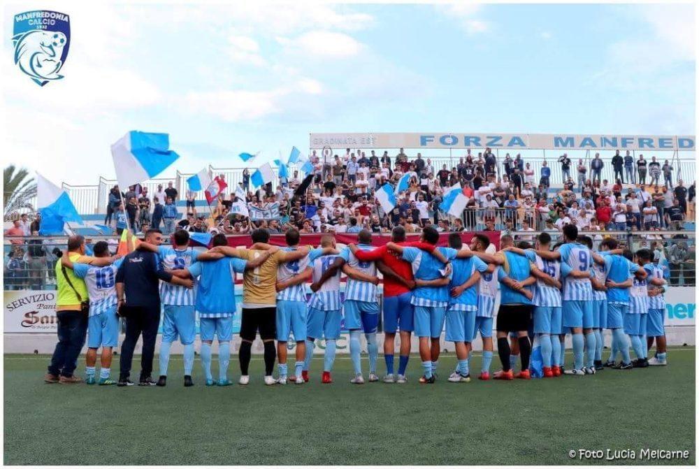 Calcio, ancora una vittoria per il Manfredonia - StatoQuotidiano.it
