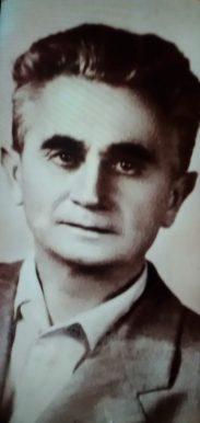 Il farmacista dott. Giuseppe Murgo- proprietario dell'area del Cinema Impero