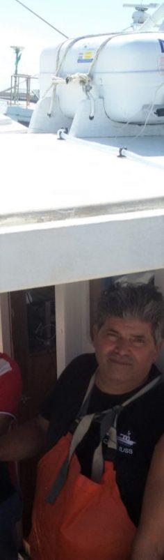 L'armatore-pescatore- capociurma Pinto