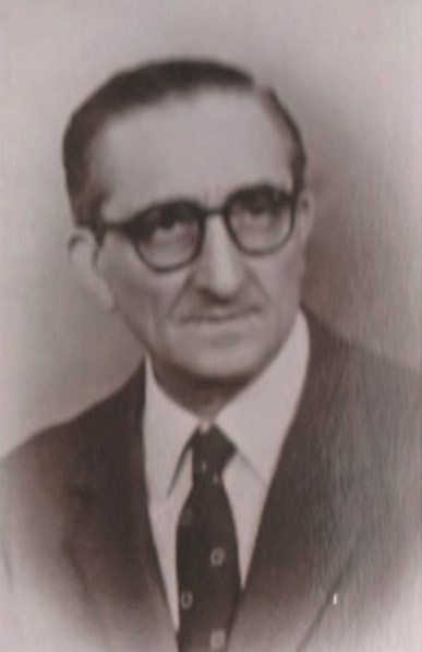 Nunzio Casalino - Primo gestore del Cinema Impero