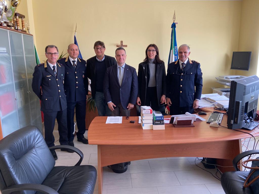San Severo, investimento comandante Polizia locale: visita Giuliano - StatoQuotidiano.it